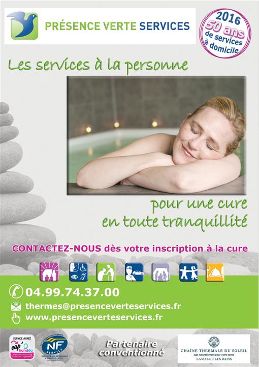 Cure Lamalou les Bains