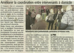 article midi libre Magalas