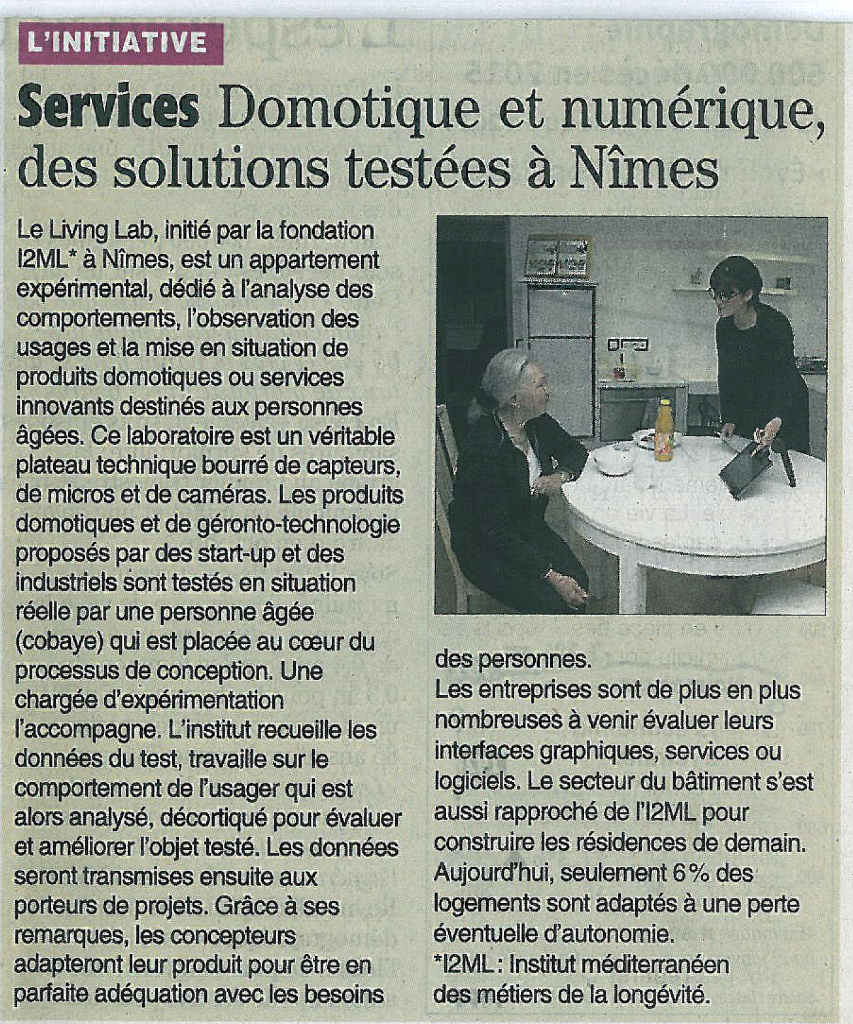 midi libre seniors domotique