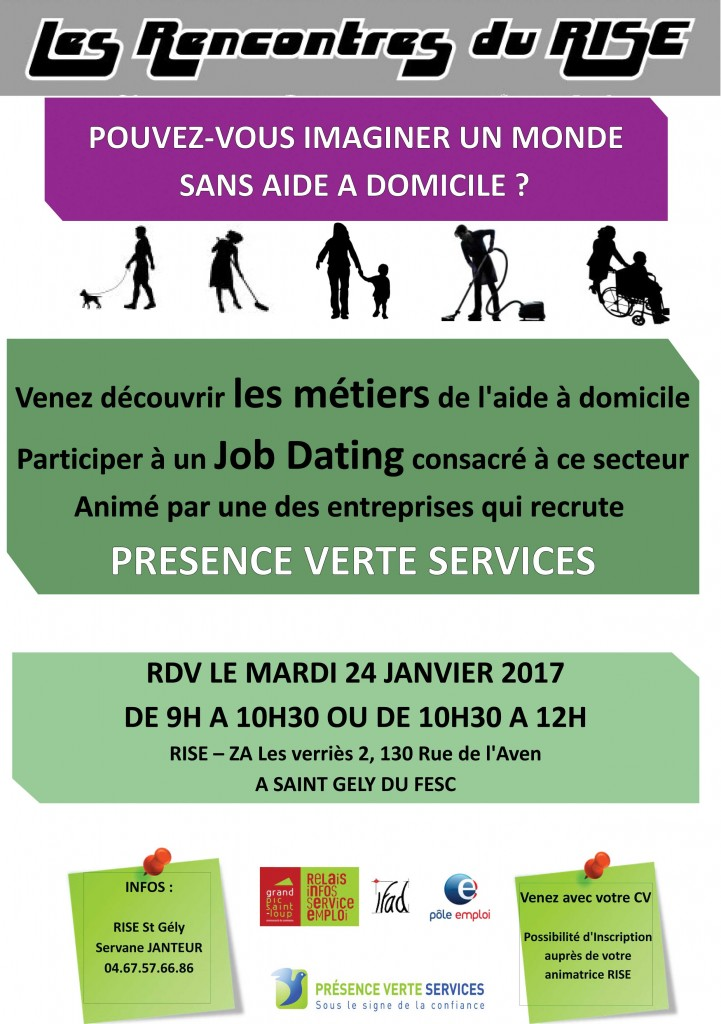job datings St Gély