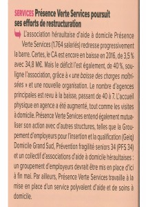 ARTICLE LETTRE M ASSEMBLÉE GÉNÉRALE 2017