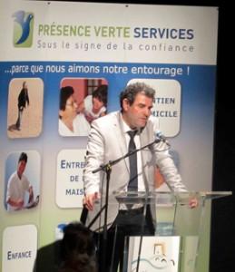 JF SOTO AG 2017 presence verte services