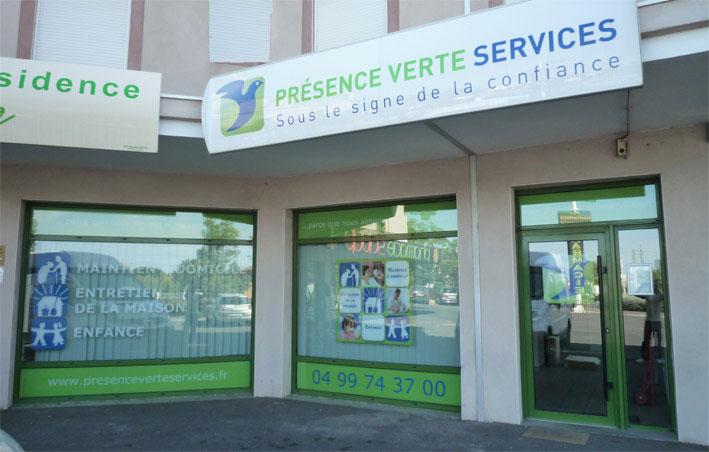 agde presence verte services