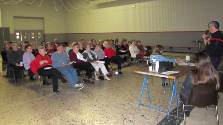10 mars 2015 : PRÉSENCE VERTE SERVICES invite ses clients au PASSS à Montagnac