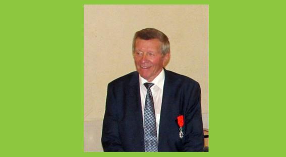 Légion d'honneur Jean-Claude VIDAL