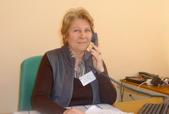 Départ à la retraite Isabelle BERTINI