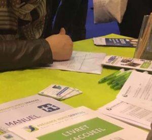 Présence Verte Services au salon TAF 2017