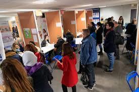 ARTICLE GAZETTE LIVE : Rencontres pour l'emploi au stade de la Mosson