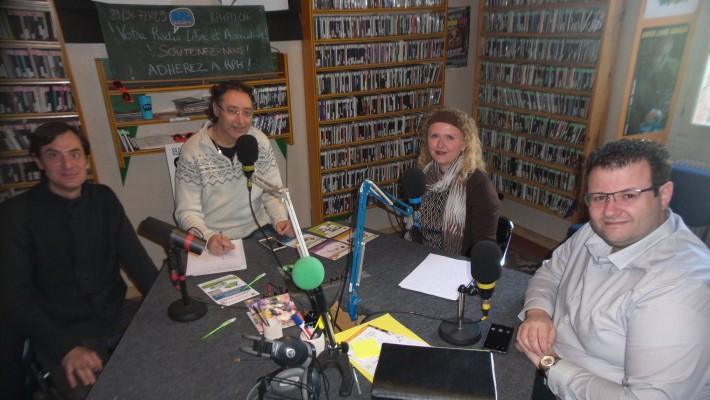 """Présence Verte Services participe à l'émission """"vivre ici"""" de Radio Pays d""""Hérault"""