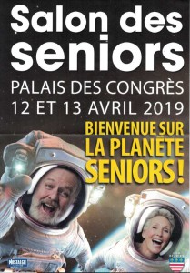 2019.04.12 -Salon des seniors affiche